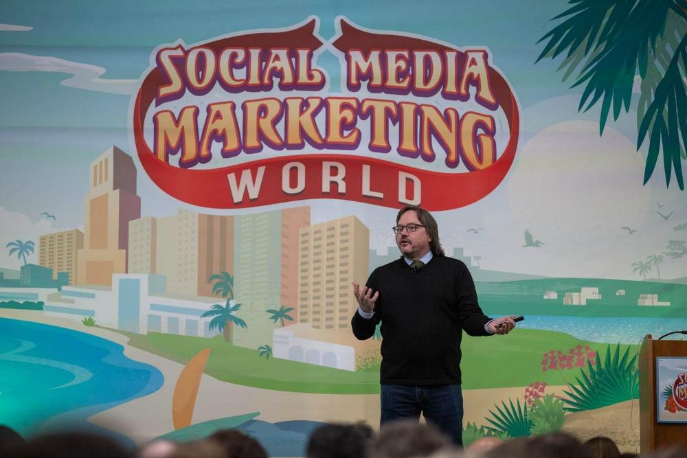 Social Media Marketing World 2019 Robert Rose