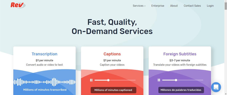 Best Transcription Services for Online Course Creators